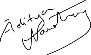 Aditya_Unterschrift